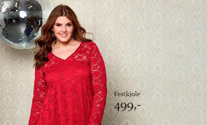 0291560d4b0b Festlig klær i store størrelser